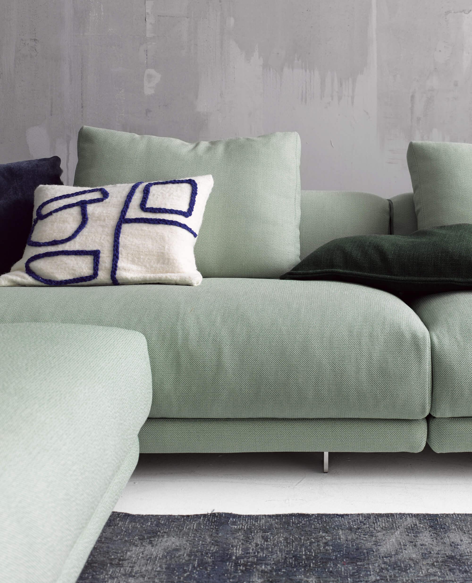 moss sofa cor. Black Bedroom Furniture Sets. Home Design Ideas