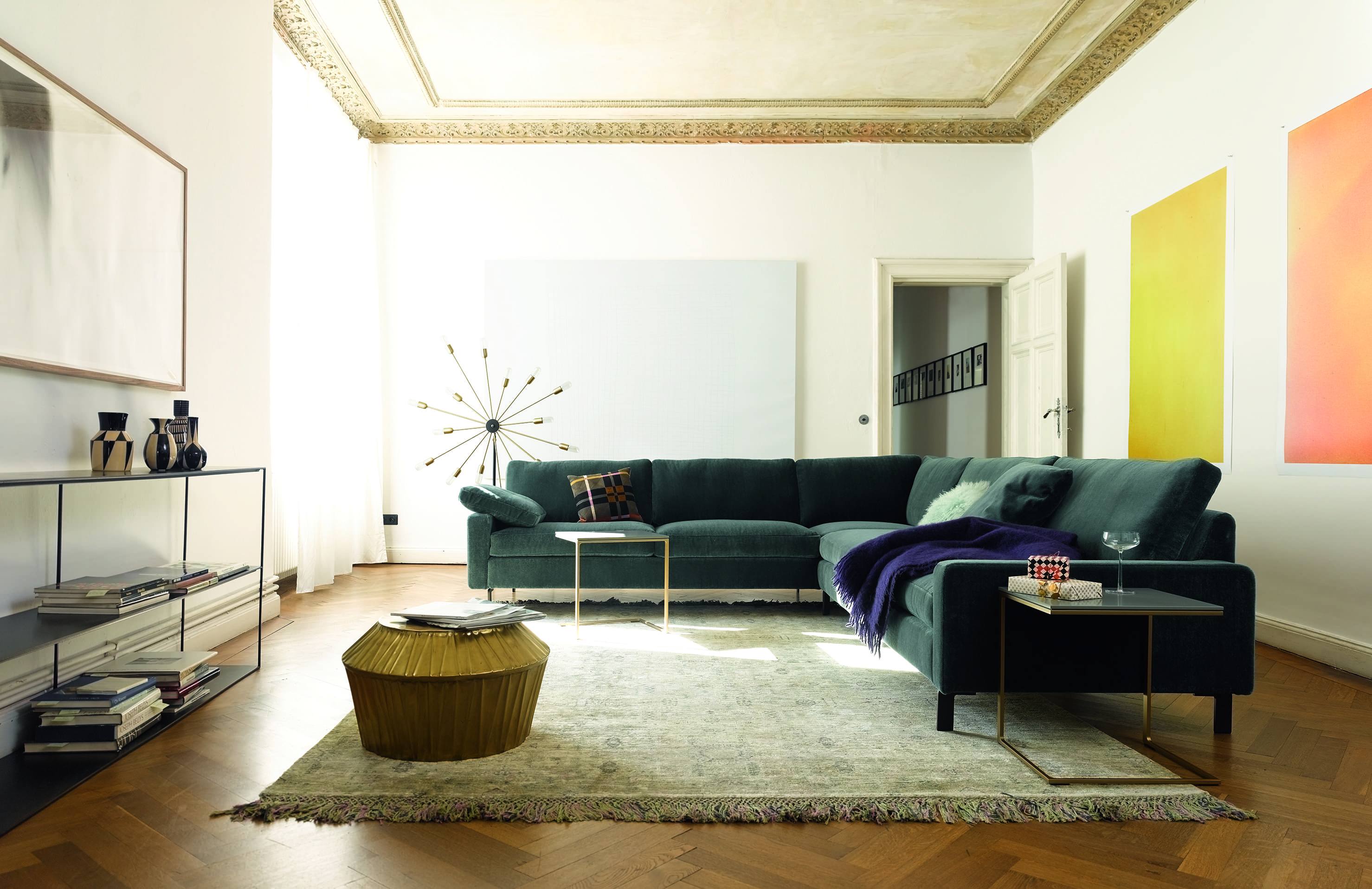 die neuen cor kataloge markenbotschafter cor. Black Bedroom Furniture Sets. Home Design Ideas