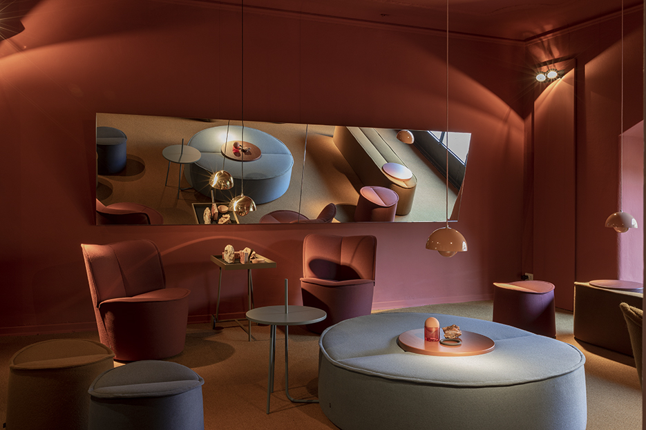 Der COR Salon zur Milan Design Week: COR