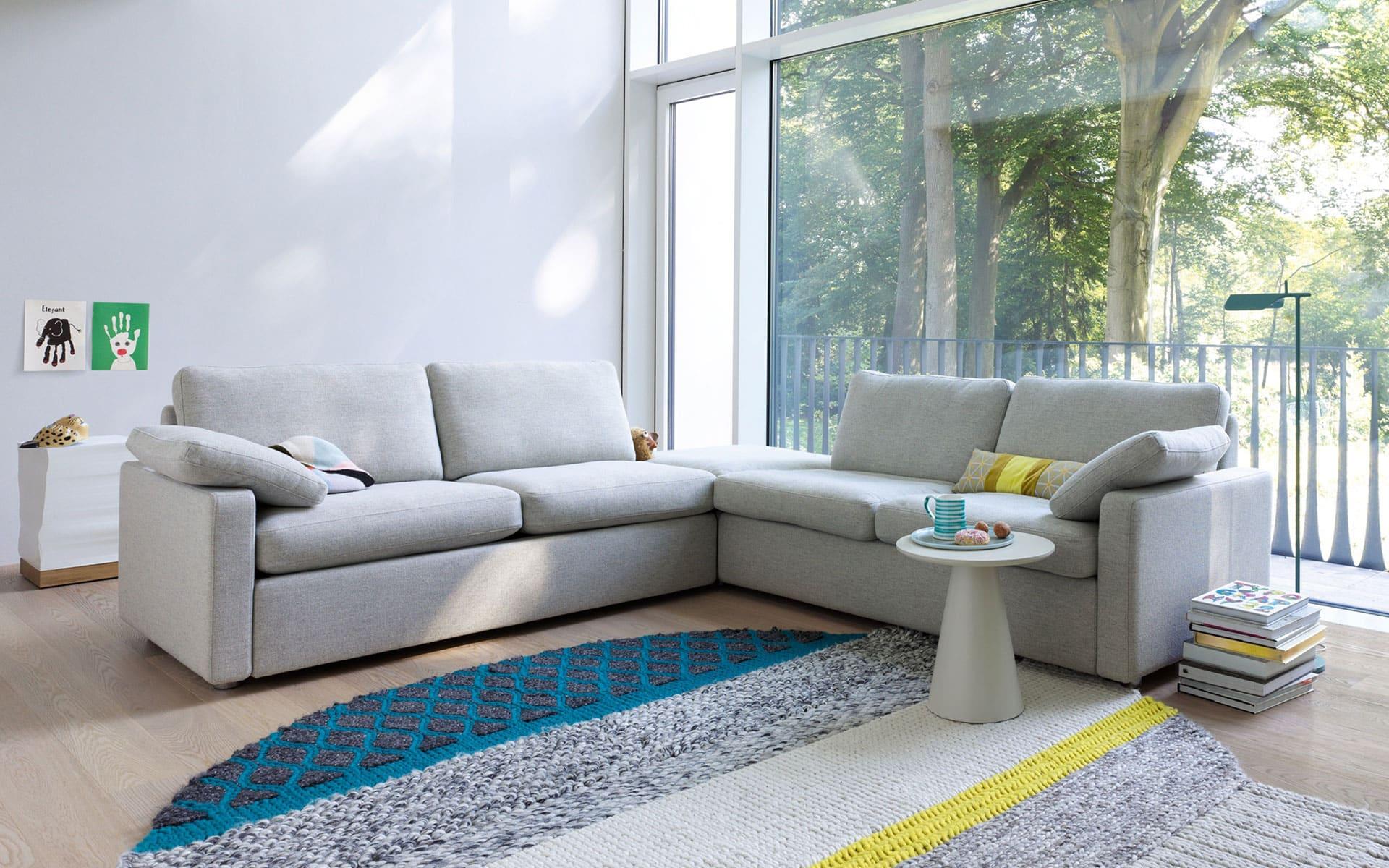 conseta schlafsofa cor. Black Bedroom Furniture Sets. Home Design Ideas