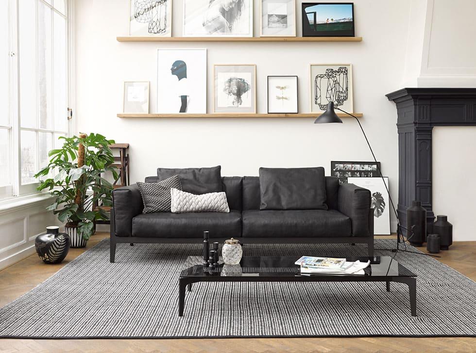 elm beistelltisch cor. Black Bedroom Furniture Sets. Home Design Ideas