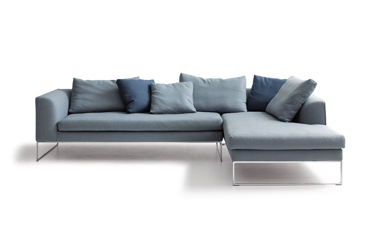 Lounge sofa leder  Mell Lounge Sofa: COR