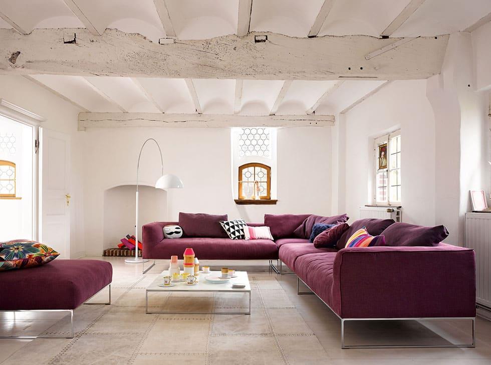 mell beistelltisch cor. Black Bedroom Furniture Sets. Home Design Ideas