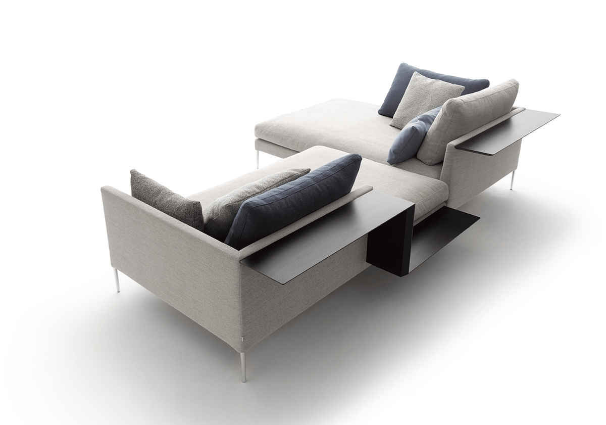 pilotis sofa cor. Black Bedroom Furniture Sets. Home Design Ideas