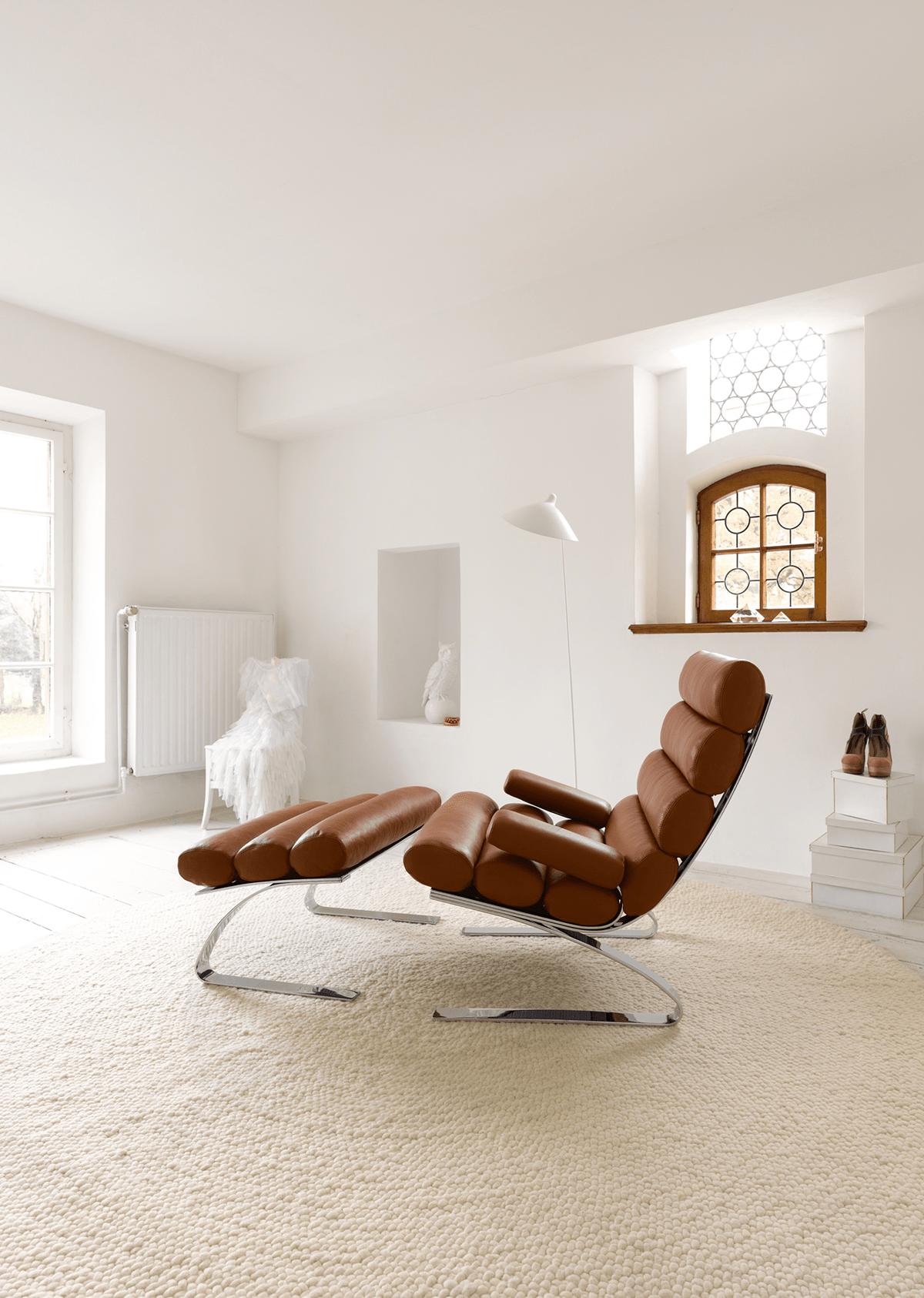 sinus armchair cor. Black Bedroom Furniture Sets. Home Design Ideas