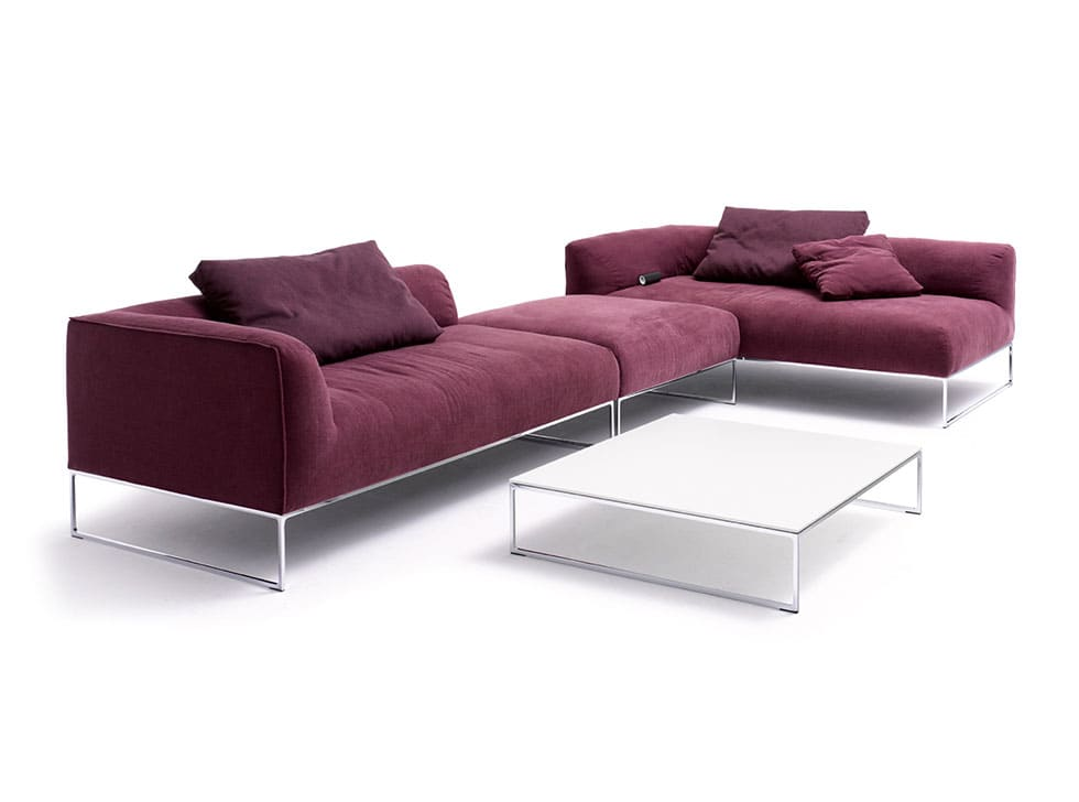 Mell lounge sofa professional cor for Sitzlandschaft sofa