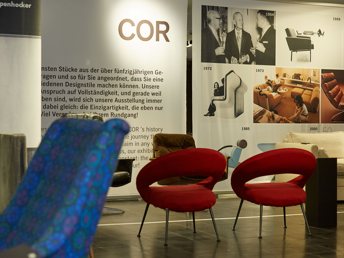cor haus cor. Black Bedroom Furniture Sets. Home Design Ideas