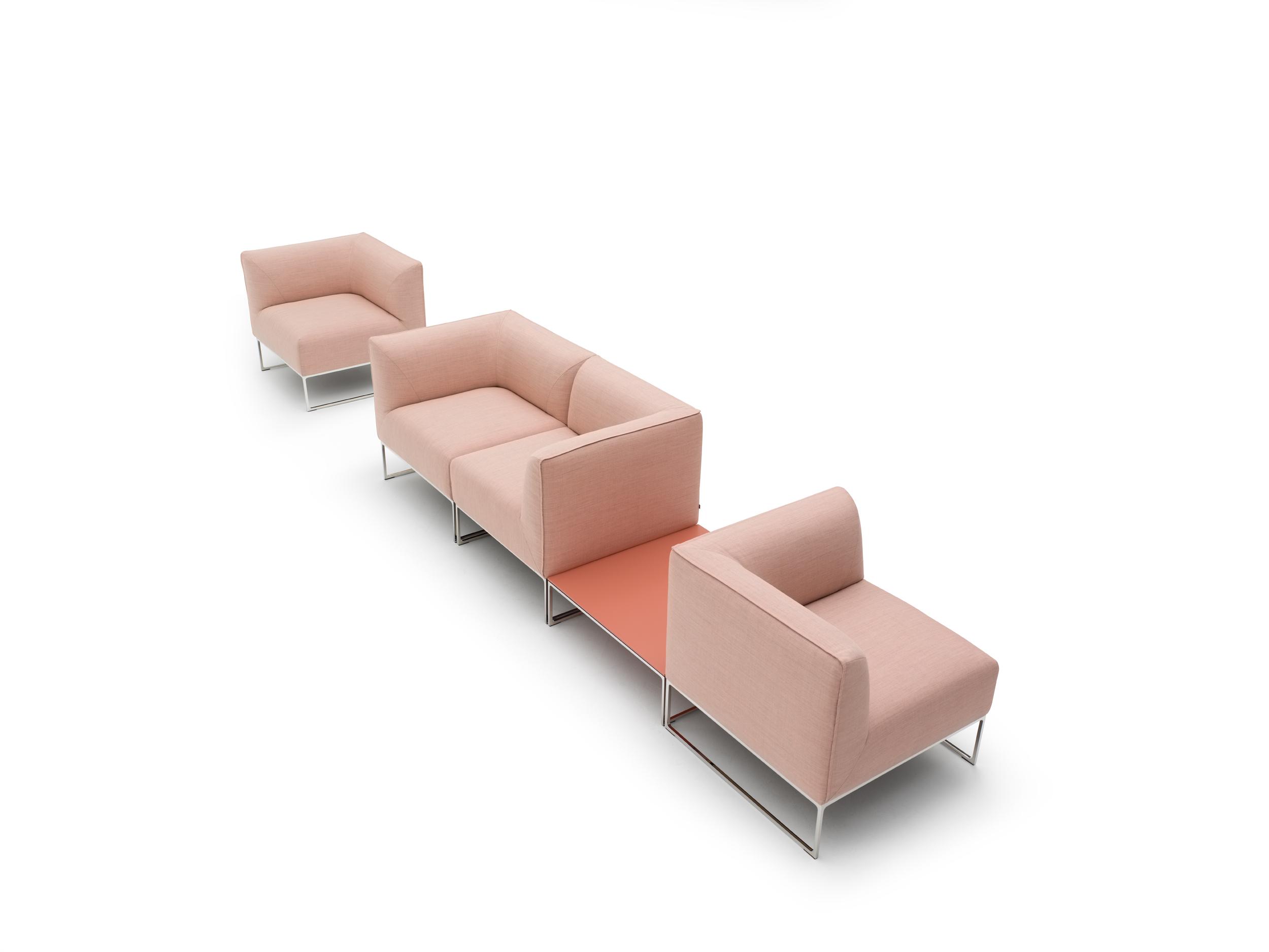 Mell beistelltisch professional cor for Beistelltisch couch