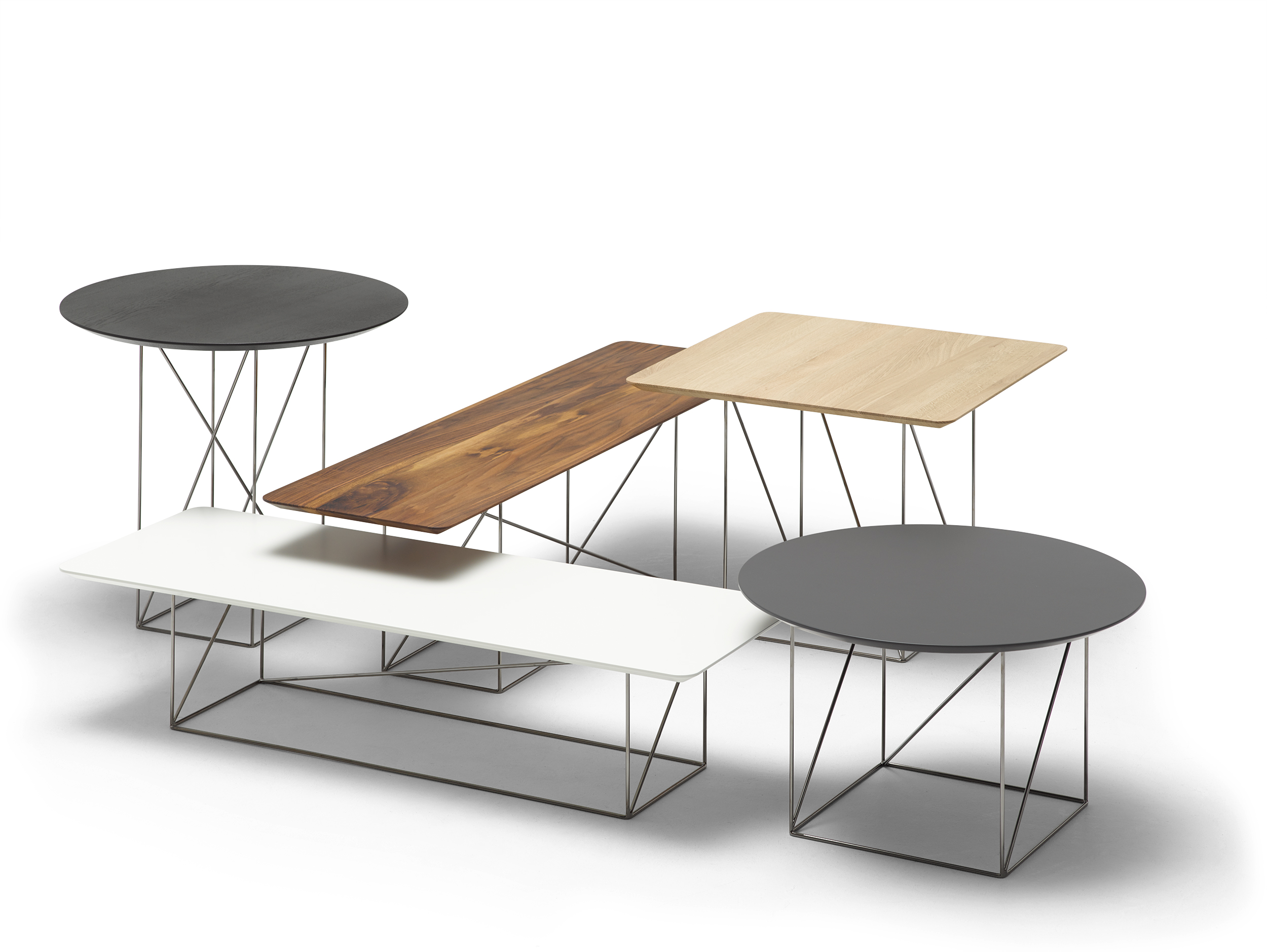 pilotis beistelltisch professional cor. Black Bedroom Furniture Sets. Home Design Ideas